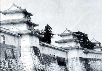 大阪城の櫓