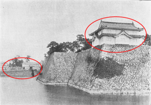 大阪城古写真