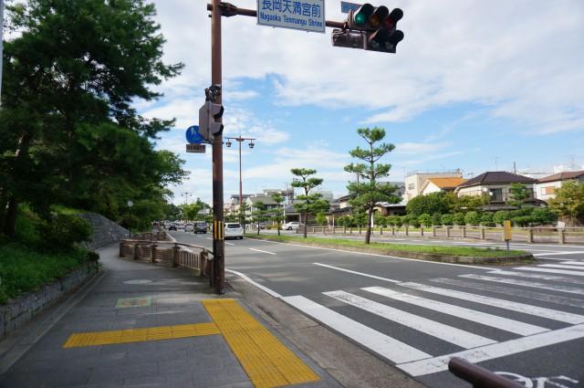 丹波街道京都方面