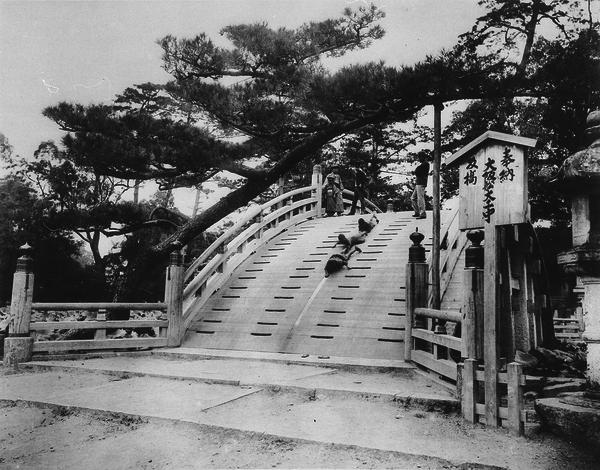 堺住吉神社反橋