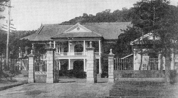 鹿児島県]1878年竣工の鹿児島県庁舎の古写真   昔の写真のあの場所は今 ...