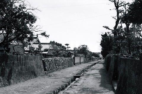 島原市内の武家屋敷