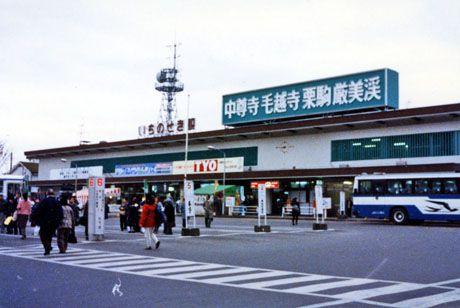 JR一ノ関駅/東北新幹線・東北本線・大船渡線