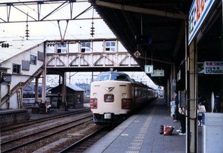 JR山形駅/奧羽本線・左沢線