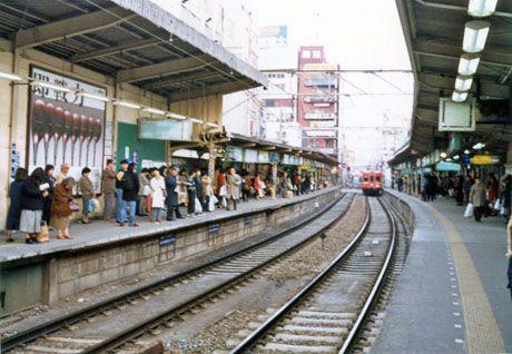 京成船橋駅/京成電鉄