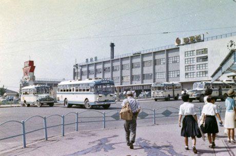 富山駅/国鉄北陸本線・富山港線