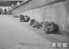 上野地下道