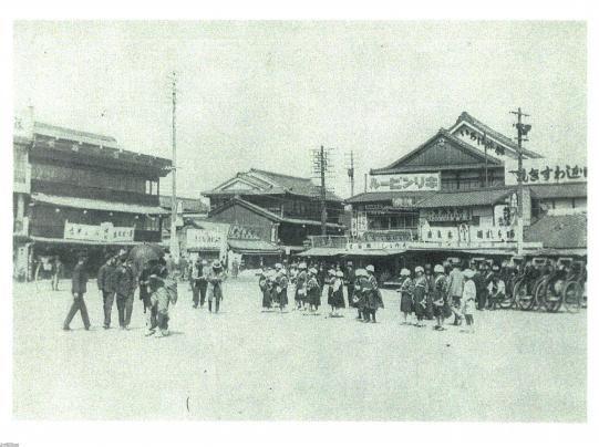 奈良・奈良駅前