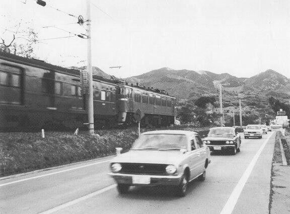 日豊本線と国道10号