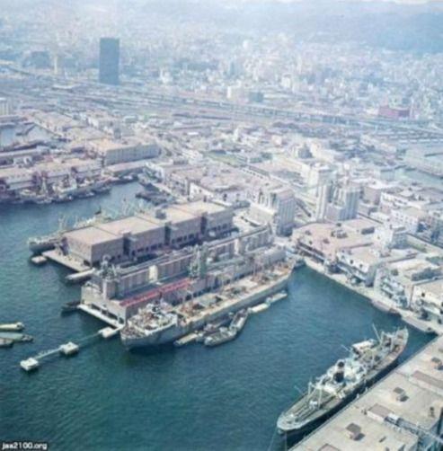 東神戸港の第7突堤