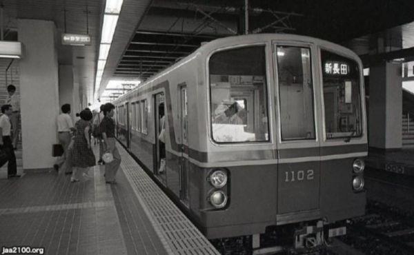 神戸初の市営地下鉄「山手線」の開業