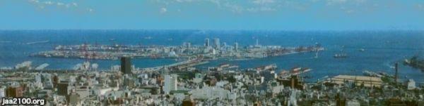 神戸港・ポートアイランド