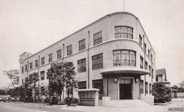 麻布区役所