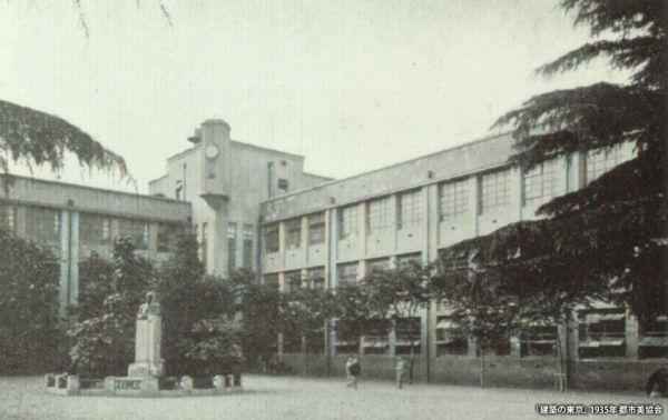麻布中学校