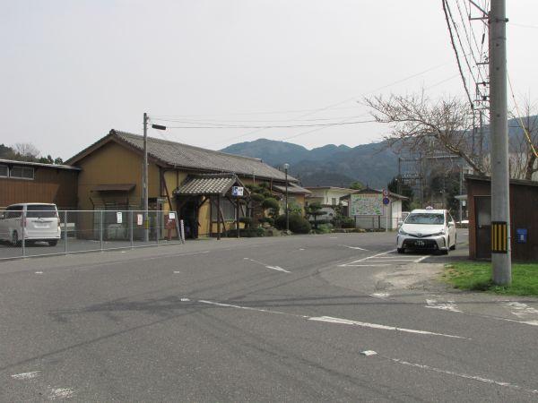 柘植駅/国鉄関西本線・草津線
