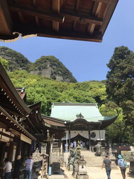 五剣山八栗寺