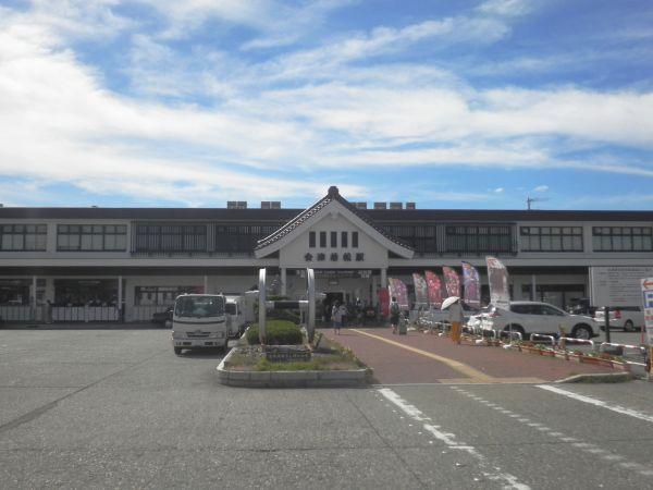 会津若松駅/盤越西線・会津線