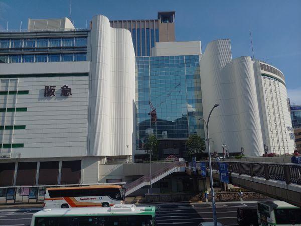 兵庫県南部地震:そごう百貨店(改修完成)