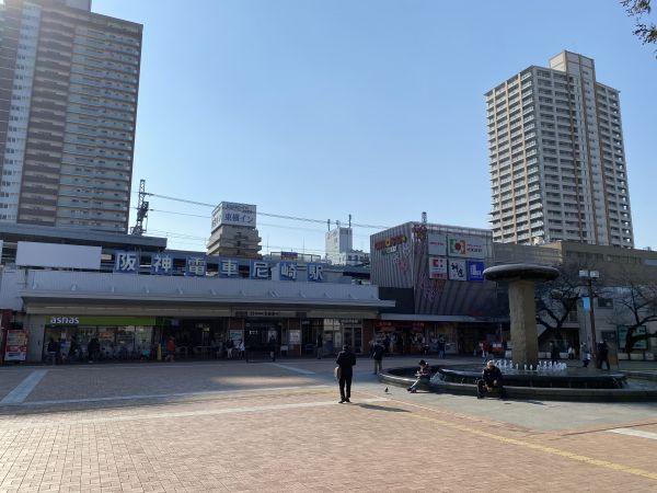 尼崎駅/市営バス