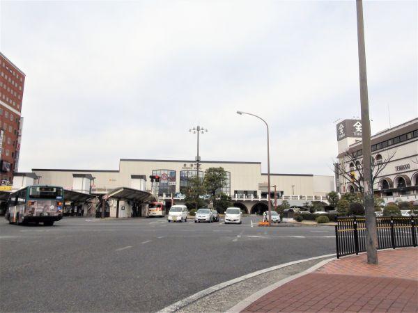 倉敷駅南側
