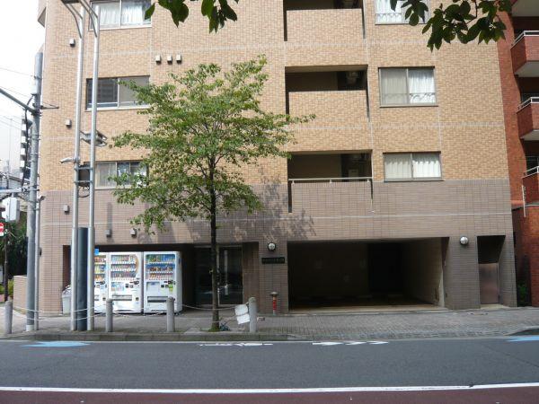 東京消防庁芝消防署将監橋出張所