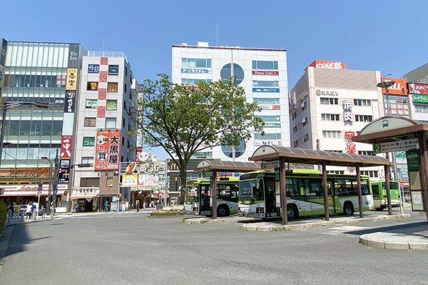 赤羽駅東口駅前