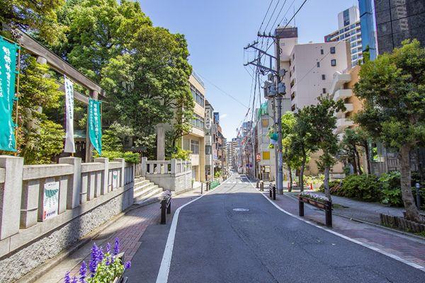 東京大神宮前