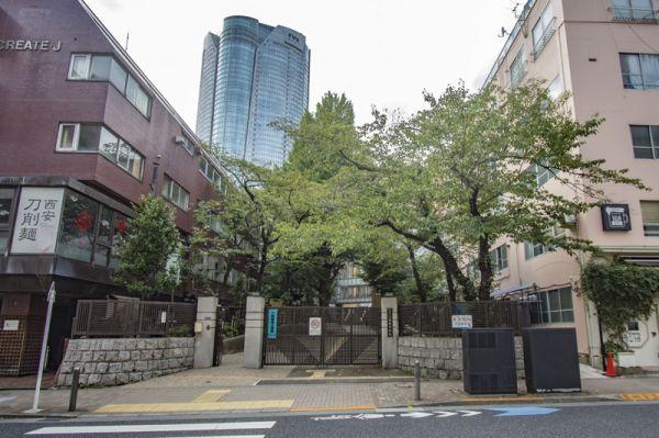 東京府立第三高等女学校
