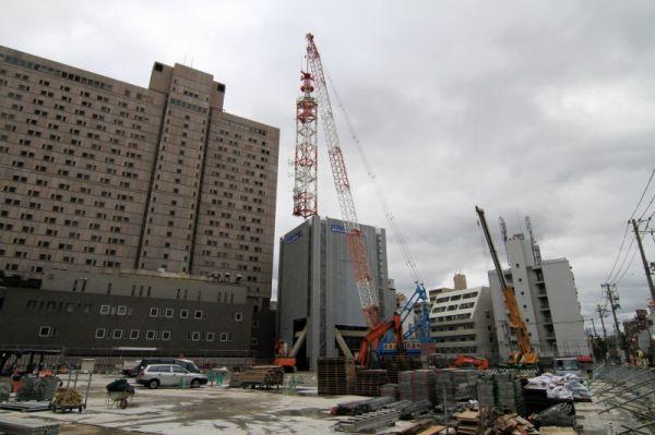 旧朝日放送電波塔(通称:大阪タワー)